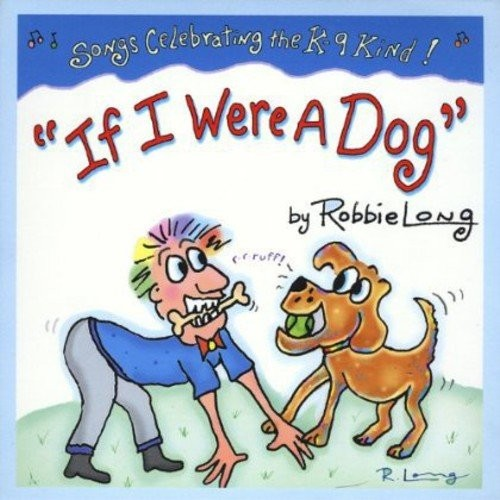 If I Were a Dog [CD]