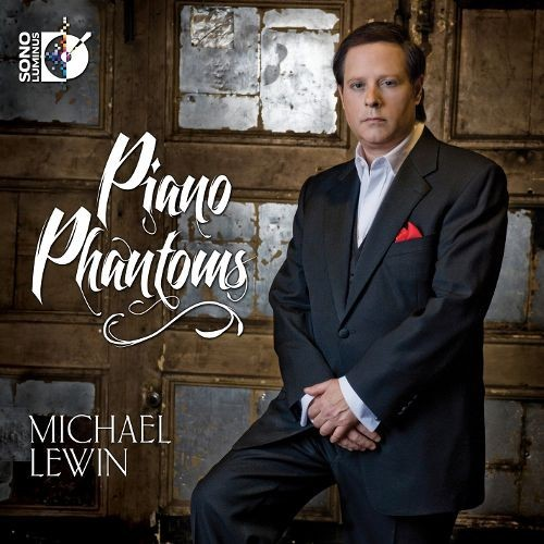 Piano Phantoms-CD