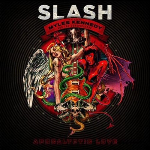 Apocalyptic Love (Deluxe Edition) (CD/DVD)
