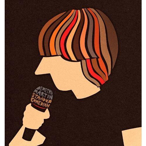 Demetri Martin: Standup Comedian [DVD] [2012]