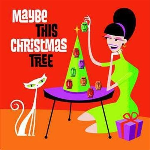 Maybe This Christmas Tree By Various Artists (Audio CD)