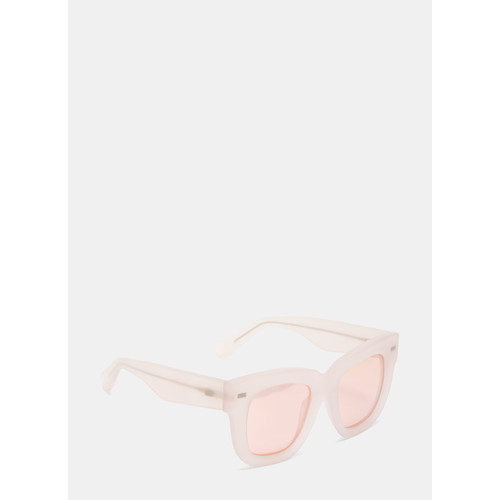 Library Metal Sunglasses in Pink