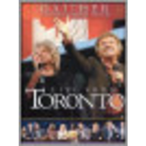 Bill and Gloria Gaither and Their Homecoming Friends: Live from Toronto [DVD]
