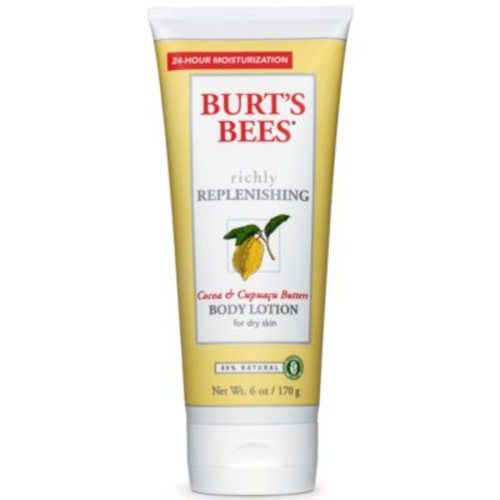 Burt's Bees Cocoa & Cupuacu Butter Body Lotion, 6 oz.