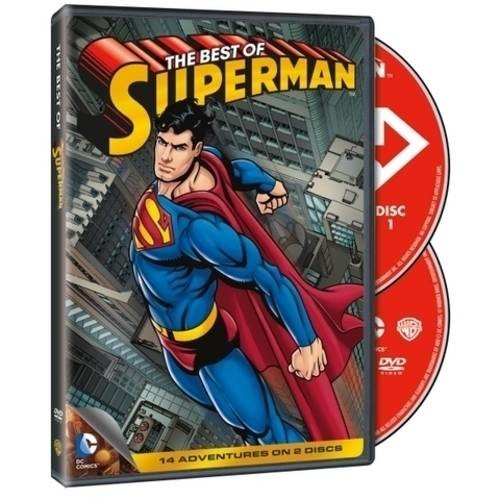The Best of Superman [2 Discs] [DVD]