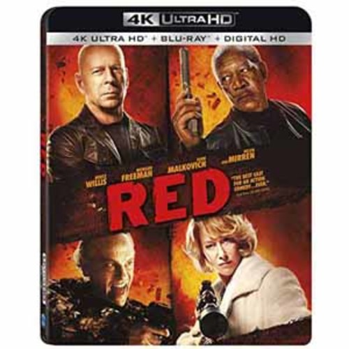 Red [4K UHD] [Blu-Ray] [Digital HD]