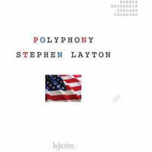 American Polyphony [Audio CD]