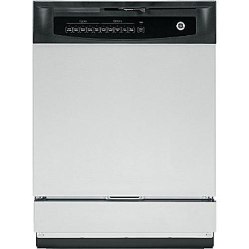GE Black Built-In Dishwasher