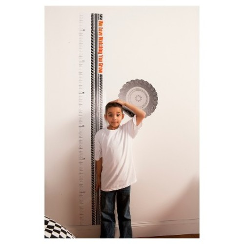 One Grace Place Teyo's Tires Growth Chart Decal (80