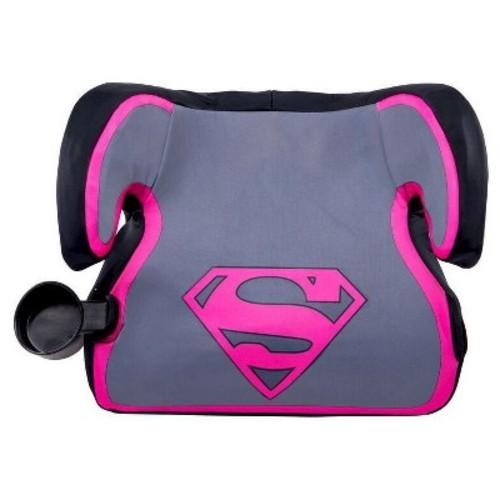 KidsEmbrace Ultra Fun Ride BackleShort Sleeve Booster SuperGirl