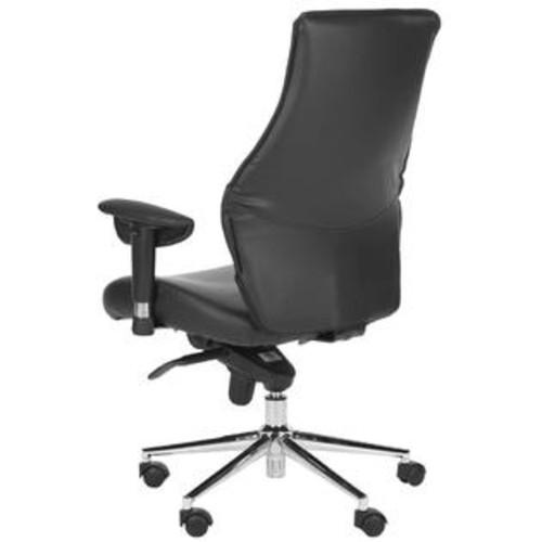 Safavieh Irving Desk Chair in Black