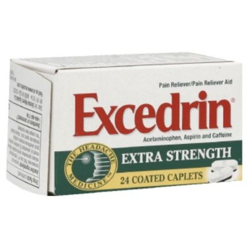 Excedrin Extra Strength Pain Reliever 24 caplets