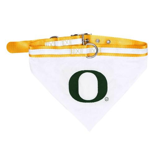 University of Oregon Ducks NCAA Bandana Dog Collar