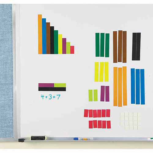 Learning Resources Magnetic Cuisenaire Rods