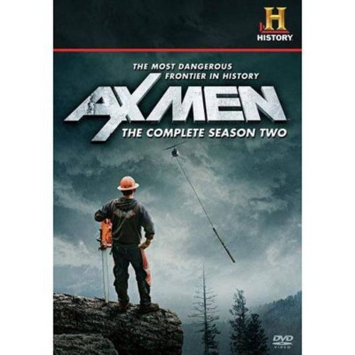 Ax Men: The Complete Season Two [4 Discs]