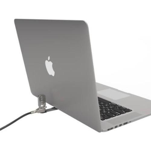 The BLADE Universal Macbooks, Tablets & Ultrabooks T-Bar Lock, Silver -