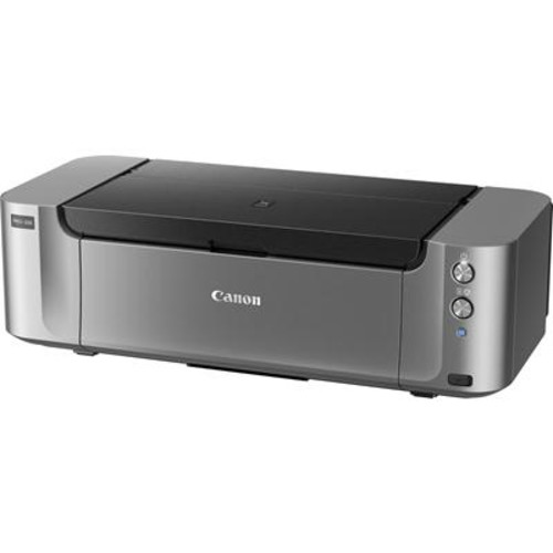 Canon PIXMA Pro-100 8-color large-format photo printer with Wi-Fi
