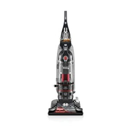 Hoover Vacuum Cleaner WindTunnel 3 Pro Pet Bagless Corded Upright Vacuum UH70931PC [Metallic]