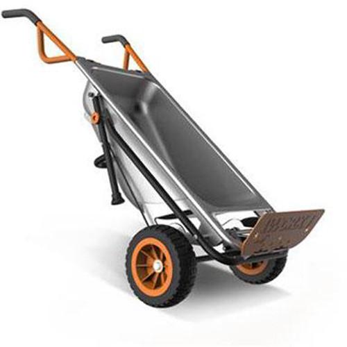 WORX Aerocart Multifunction Wheelbarrow, Dolly and Cart