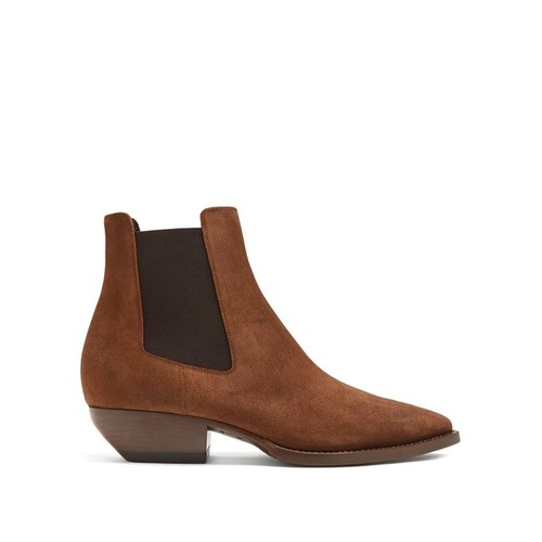 Theo suede chelsea boots