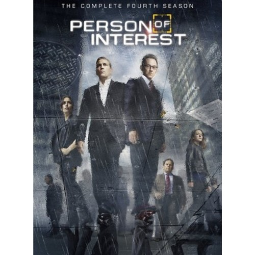 Person of Interest: The Complete Fourth Season (DVD)