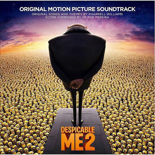 Despicable Me 2 [Original Motion Picture Soundtrack] [CD]
