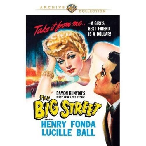 The Big Street [DVD] [1942]