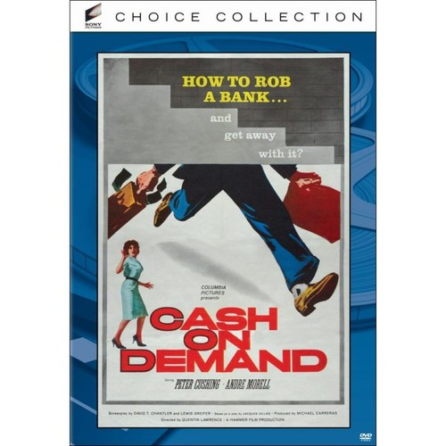 Cash on Demand [DVD] [1962]