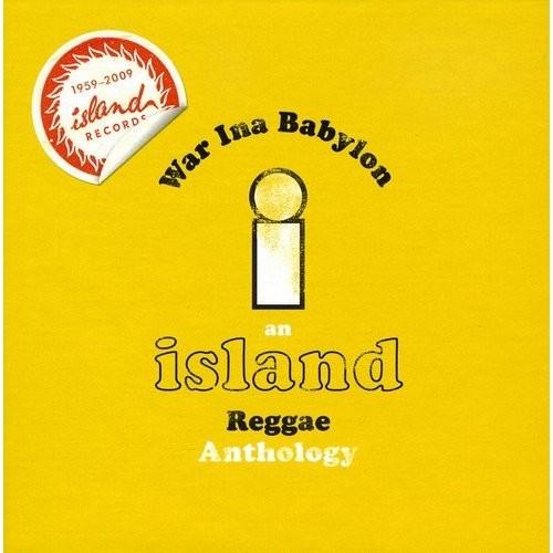 War Ina Babylon: An Island Reggae Anthology [CD]