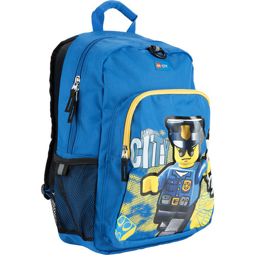 LEGO City Police Backpack & Lunch