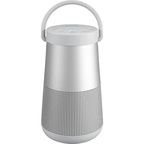Bose - SoundLink Revolve+ Bluetooth speaker - Lux Gray