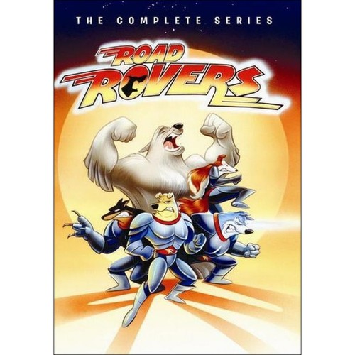 Road Rovers: The Complete Series [2 Discs] [DVD]
