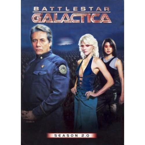 Battlestar Galactica: Season 2 (Episodes 1-10)