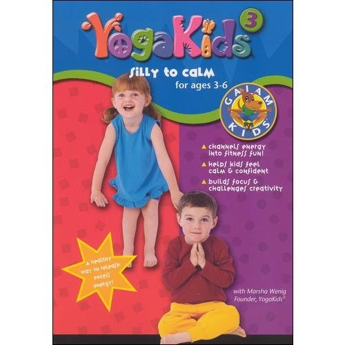 Yogakids 3-Silly To Calm