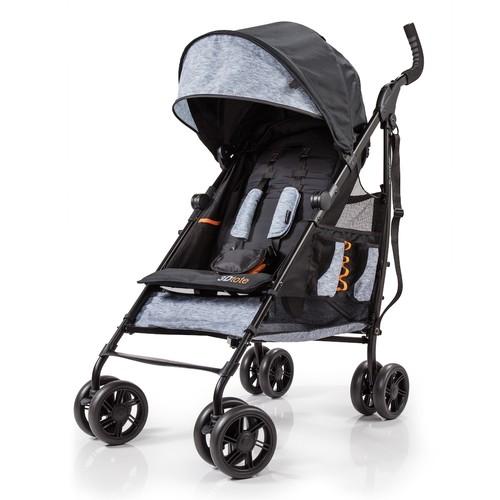 Summer Infant 3D Tote Convenience Stroller - Black/Grey
