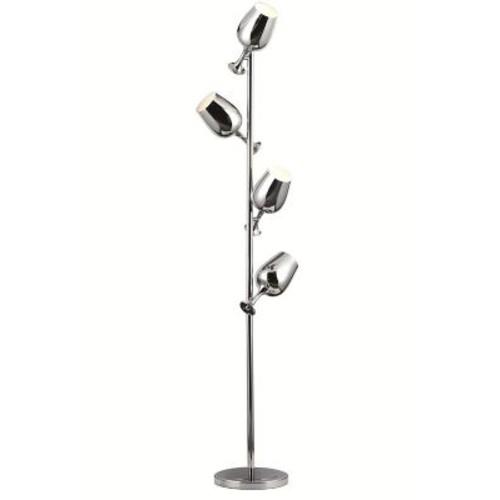 itude Run Ekheart 67'' Tree Floor Lamp