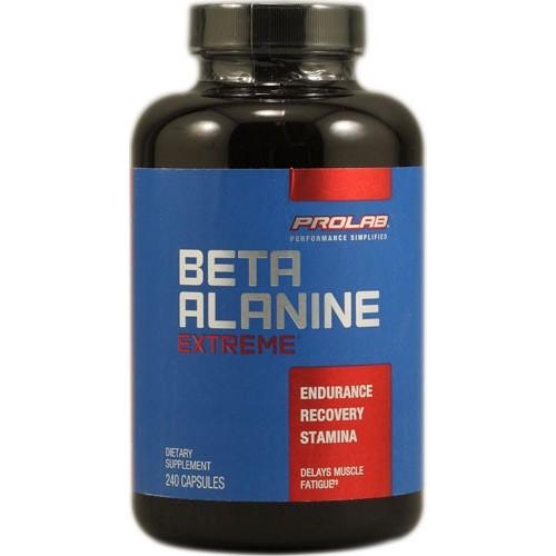 ProLab Beta Alanine Extreme Capsules, 240 Count
