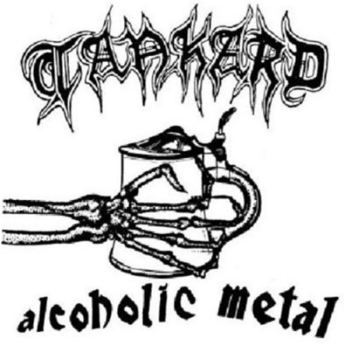 Alcoholic Metal [CD]