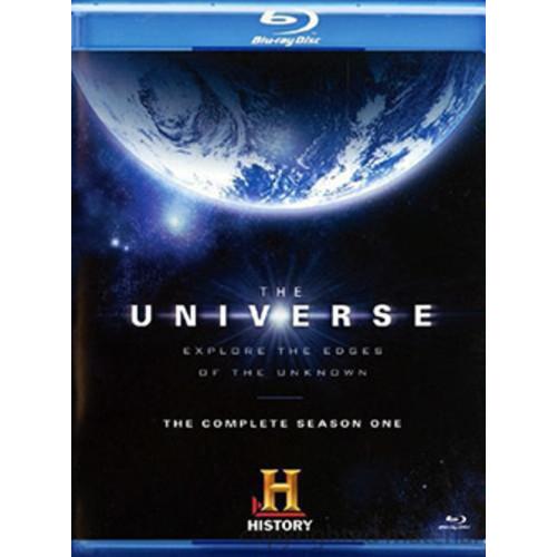 Universe: The Complete Season Two [4 Discs] [Blu-ray]