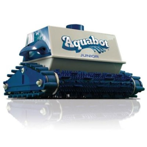 Aquabot Junior In-Ground Pool Cleaner, Blue/Gray