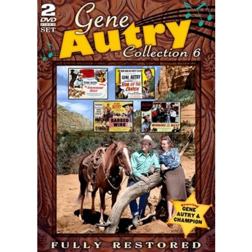 Gene Autry: Collection 6 [2 Discs]