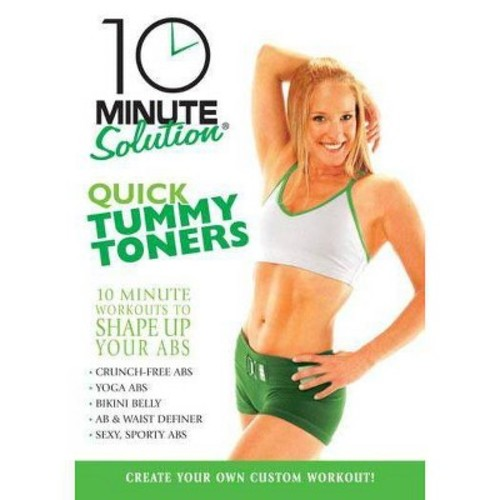 10 Minute Solution: Quick Tummy Toners DD2