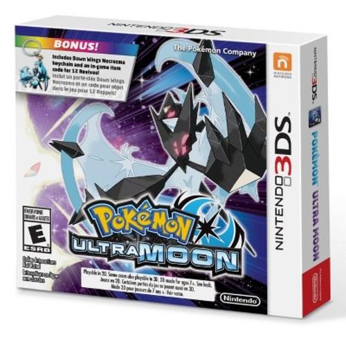 Pokemon Ultra Moon Starter Bundle - Nintendo 3DS