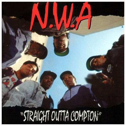 Straight Outta Compton (Bonus Tracks) CD
