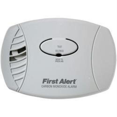 First Alert CO600 Plug In Carbon Monoxide Alarm , 120V Ac [1 Pack]