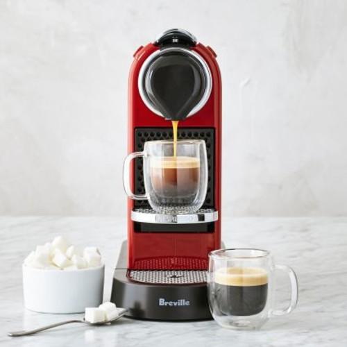 Nespresso CitiZ Espresso Machine by Breville