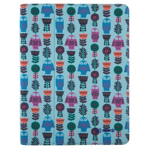 Speck FitFolio for iPad 2/3/4 - Flower Owl