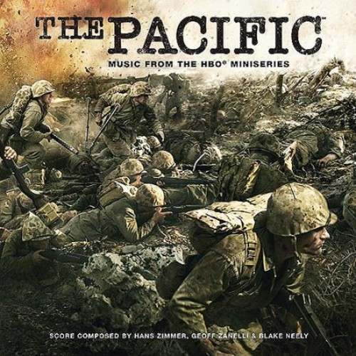 The Pacific [Original Score] [CD]