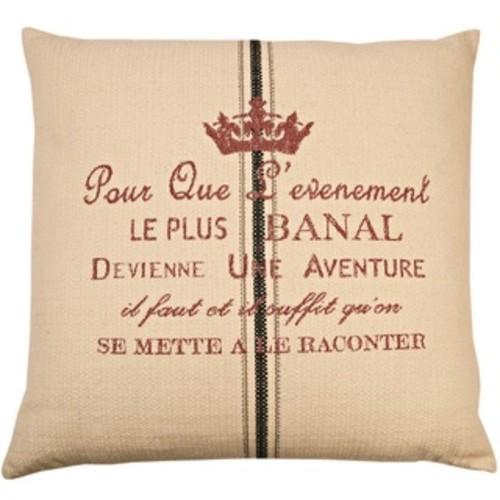Kaleidoscope Decorative 24-inch Throw Pillow