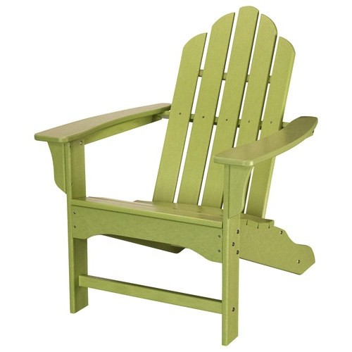 Hanover - All-Weather Adirondack Chair - Lime